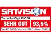 SATVISION (09/2014) Test